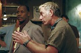 John Sayles directs Danny Glover in Honeydripper.