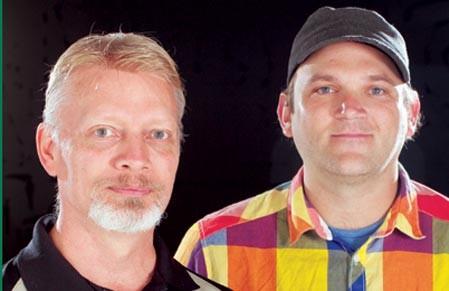 John Smith and Morgan Jon Fox