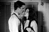 Josh Hartnett and Hilary Swank in The Black Dahlia