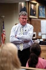 Judge Tim Dwyer, Shelby County drug court - JUSTIN FOX BURKS