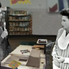 Judy Garland at the Piggly Wiggly