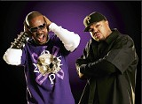 Juicy J and DJ Paul