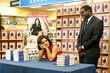 Julia Louis-Dreyfus and Sam Richardson - PAUL SCHIRALDI