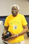 Julius Turnipseed bowled 50 games on his 80th birthday.