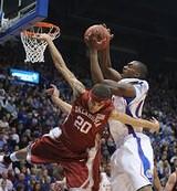 NICK KRUG - Kansas knocked off Oklahoma