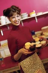 Kat Gordon of Muddy's Bake Shop - BY JUSTIN FOX BURKS