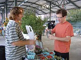 Keith Forrester of Whitton Farms and Chef Stephen Hassinger of The Inn at Hunt-Phelan - COURTESY OF MEMPHIS FARMERS MARKET