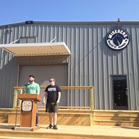 Sneak Peek at Wiseacre Brewing Company Kellan and Davin Bartosch decided to launch their own beer company 10 years ago, and both men have spent the last decade preparing.