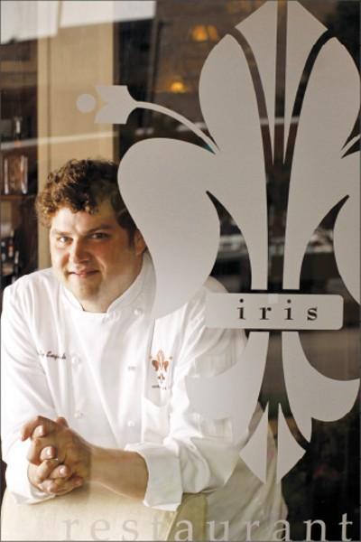 "Kelly English, Restaurant Iris, 1st place: ""Best Chef"" - JUSTIN FOX BURKS"