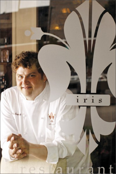 "Kelly English, Restaurant Iris, 1st place: ""Best Chef"" - JUSTIN FOX BURKS"