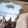 Kelly English Wins Top Cochon Chef