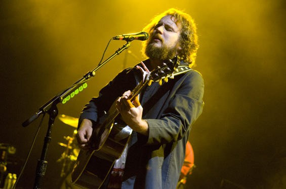 Kentucky rockers My Morning Jacket headline the Bud Light Stage Friday night.