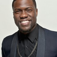 Kevin Hart Serving Free Sandwiches At A&R Bar-B-Que