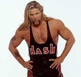 Kevin Nash can shoot free throws better than you -- and kick your ass.