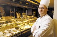 Konrad Spitzbart at The Peabody Deli & Desserts - JUSTIN FOX BURKS
