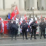 Ku Klux Klan Rally Is a Non-event in Memphis