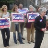 KURITA SEEKS DEBATES WITH FORD