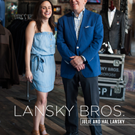 Lansky Bros. Clothier to the King - Julie and Hal Lansky