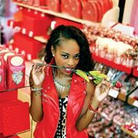 Sweet Heat: Memphis Flyer Hotties 2014 Lashonte Anderson Justin Fox Burks