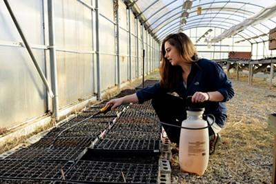 Lauren Farr - ROOTS MEMPHIS FARM ACADEMY GROUP