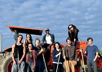 Learn to be a farmer at Roots Memphis Farm Academy.