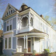 Blighted Historic Home to Get Facelift