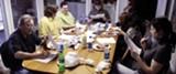 Left to right: Bruce VanWyngarden, Chris Davis, Greg Akers, Chris - JUSTIN FOX BURKS