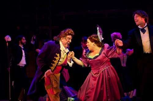 Les Miserables at Playhouse on the Square