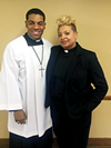 Davin and Gwendolyn Clemons