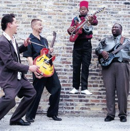 Lil' Ed Williams and the Blues  Imperials