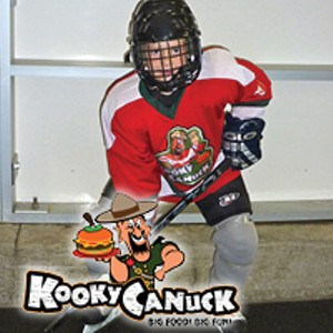 Limited edition Kooky Canuck hockey jerseys & Kooky Canuck gift cards are great Valentine's day gifts. Stop in to see our full line of retail gift ideas! 97 S. Second St. 901-578-8900 Visit KookyCanuck.com or Like us on Facebook.
