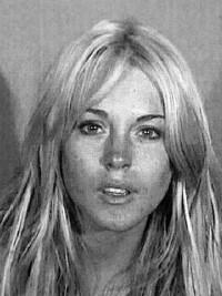 Lindsay Lohan AP Photo/Santa Monica Police