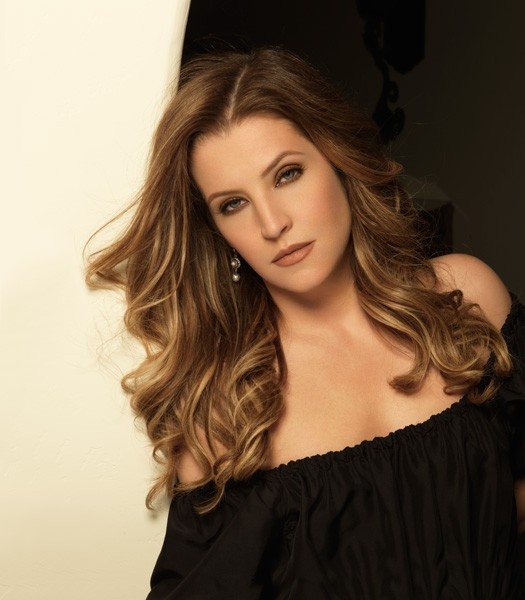 Lisa Marie Presley, coming to the stage that launched her daddy.