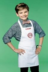 Logan Guleff - COURTESY OF MASTERCHEF JUNIOR