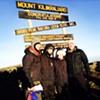 Man Hikes Mount Kilimanjaro for Good Cause