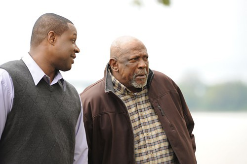 Louis Gossett Jr. (right) stars in  The Grace Card, the made-in-Memphis feature that will open this years Indie Memphis Film Festival.