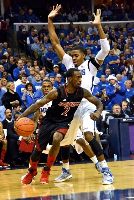 Louisvilles Russ Smith