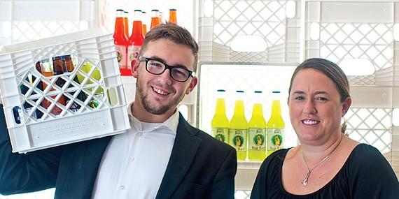 Love Pop Soda Shop is soon to open on Main Street.