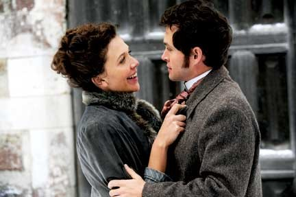 Mad love: Maggie Gyllenhaal and Hugh Dancy