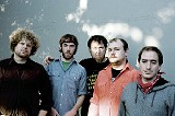 Magnolia Electric Co. (far right, Jason Molina)