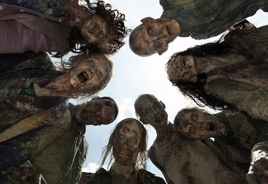 Makeup artist Greg Nicotero's zombie effects are a recurring highlight of The Walking Dead.