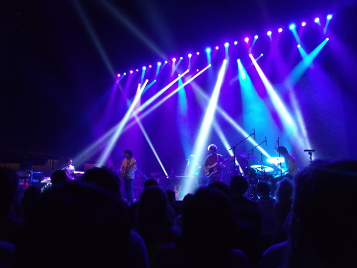 """""""Making Electricity"""": 10 Shots from MGMT at The Orpheum"""