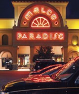 Malco Paradiso, 1st place: Best Movie THeater - BY JUSTIN FOX BURKS