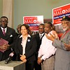 Malone wins Democratic Primary for County Mayor, Whalum 2nd, Mulroy 3rd