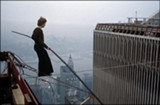 Man On Wire: homage to Philippe Petit's magic