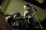 Man-on-zombie warfare in Diary of the Dead