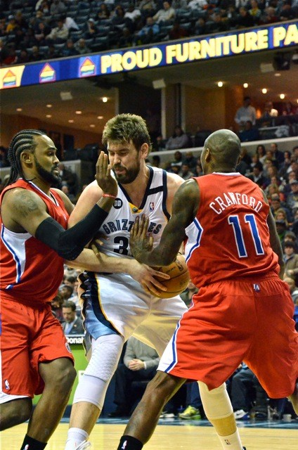 Marc Gasol went missing in the fourth quarters last spring. The Grizzlies cant withstand a repeat.