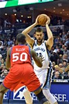 Marc Gasol's triple-double flirtation was the highlight of a lackluster team performance.