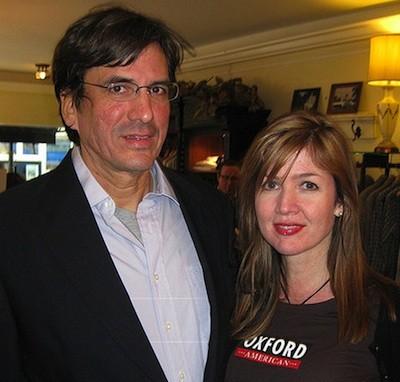 Marc Smirnoff and Carol Ann Fitzgerald