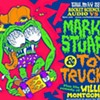 Mark Edgar Stuart and Toy Trucks at Rocket Science Audio
